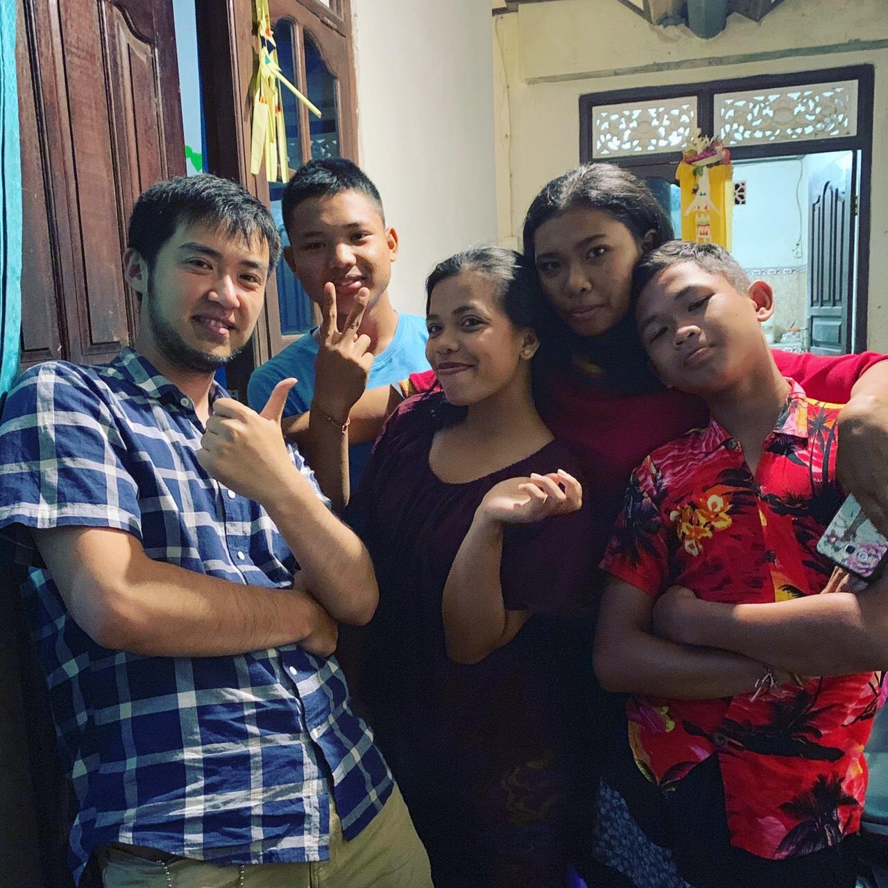 インドネシア語留学コース